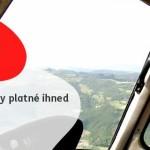 Létání je bezpečné, ale bez pojištění se přesto neobejdete